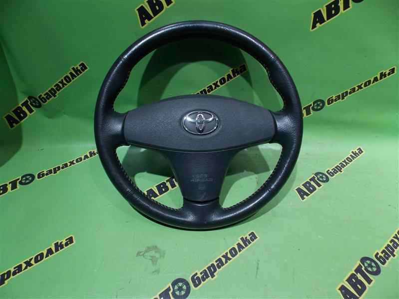 Руль с airbag Toyota Isis ZNM10 1ZZ-FE 2005