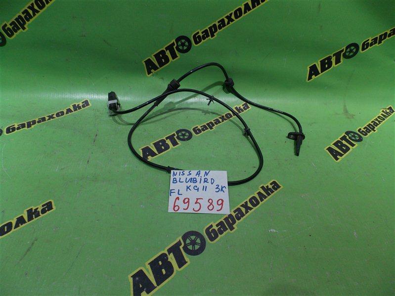 Датчик abs Nissan Bluebird Sylphy KG11 передний левый