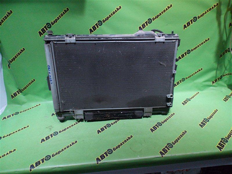 Радиатор основной Toyota Crown GRS180 4GR