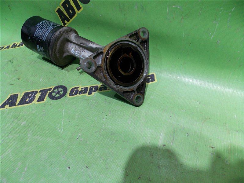 Корпус маслянного фильта Toyota Belta SCP92 2SZ