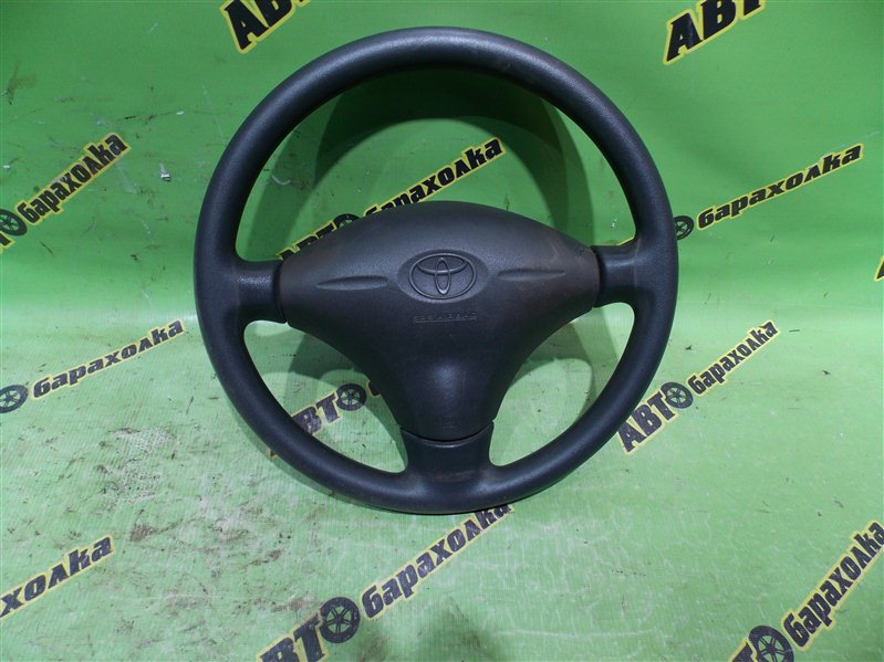 Руль с airbag Toyota Probox NCP50 2NZ-FE 2007
