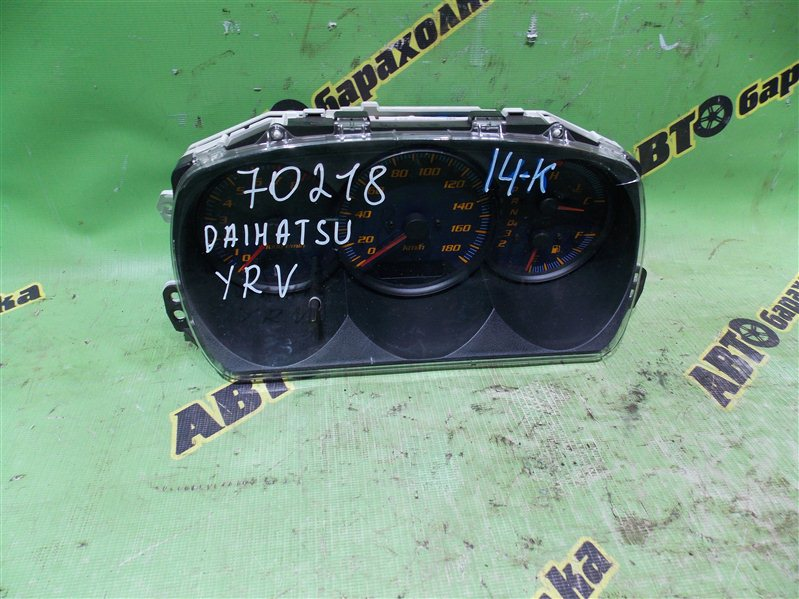 Спидометр Daihatsu Yrv M201G K3-VET 2001