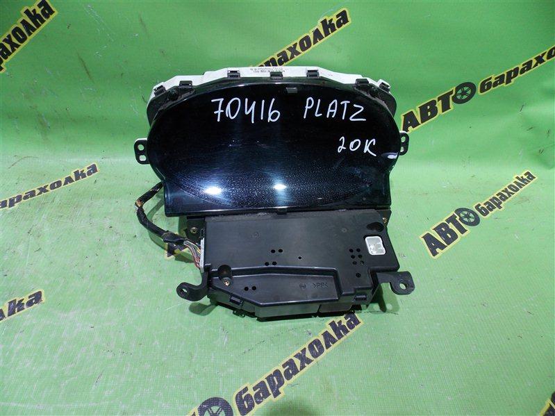 Спидометр Toyota Platz NCP16 2NZ-FE 2000