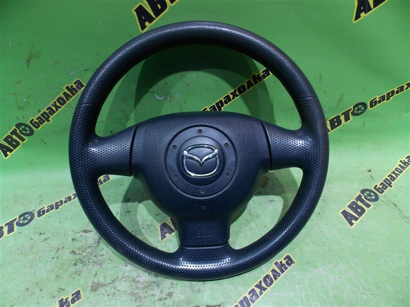 Руль с airbag Mazda Demio DY3W ZJ 2004