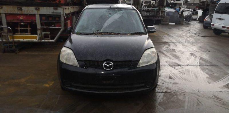 Капот Mazda Demio DY3W ZJ 2005 передний