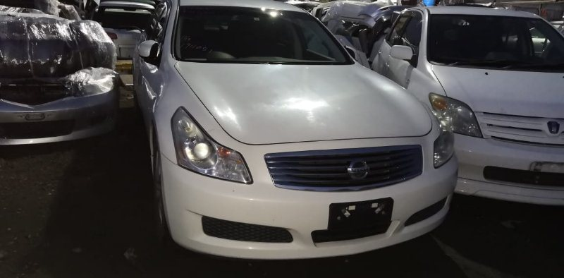 Капот Nissan Skyline NV36 VQ25(HR) 2007 передний