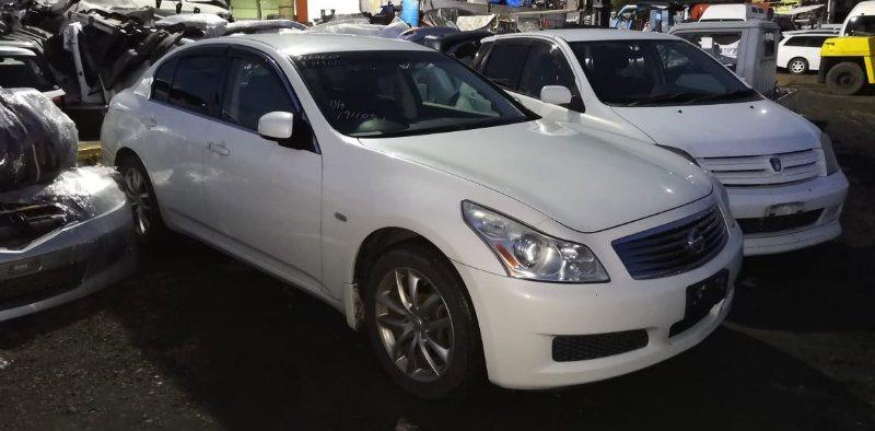 Обвес Nissan Skyline NV36 VQ25(HR) 2007 левый