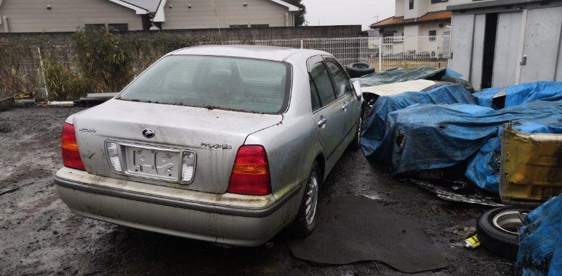 Бампер Toyota Progres JCG11 2JZ-GE 2001 задний