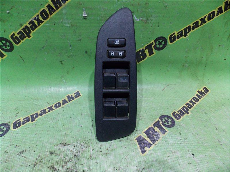 Пульт стеклоподъемника Toyota Auris NZE151 1NZ-FE 2008 передний правый