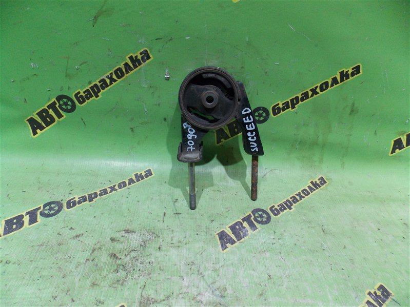 Подушка двигателя Toyota Succeed NCP51 1NZ-FE 2007 задняя