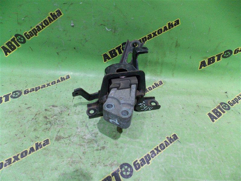 Подушка двигателя Toyota Auris NZE151 1NZ-FE 2008 передняя правая