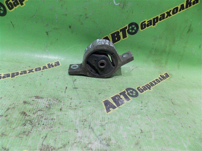 Подушка двигателя Nissan March K11 CG10(DE) 1999 задняя