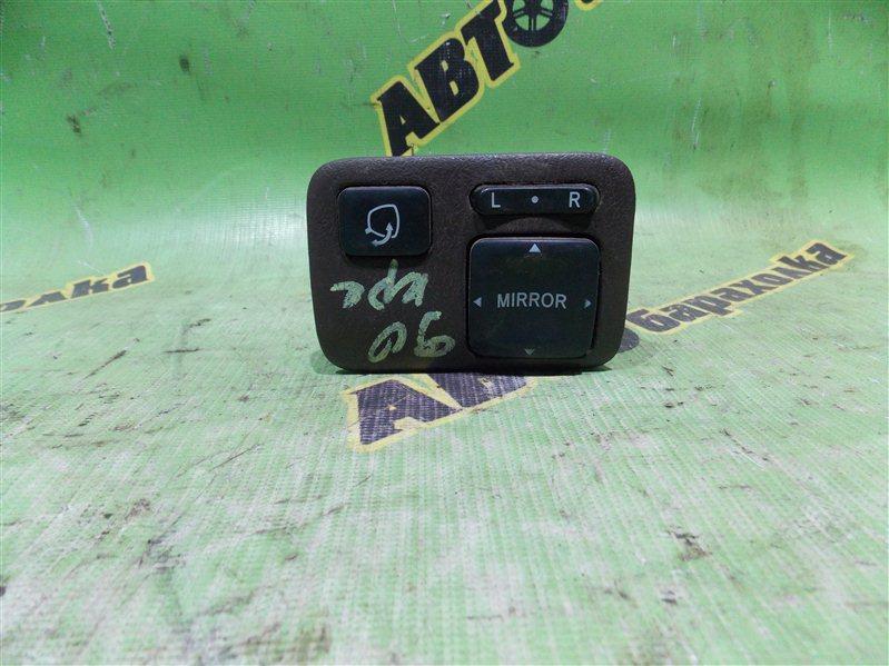 Кнопка регулировки зеркал Toyota Mark Ii GX90