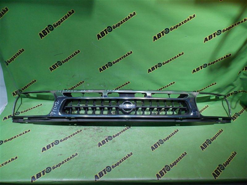 Решетка радиатора Nissan Terrano PR50