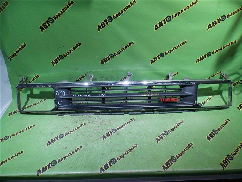 Решетка радиатора Nissan Terrano LBYD21