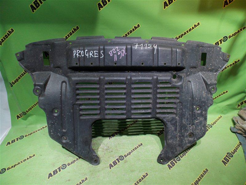 Защита двигателя Toyota Progres JCG11 2JZ-GE 2001