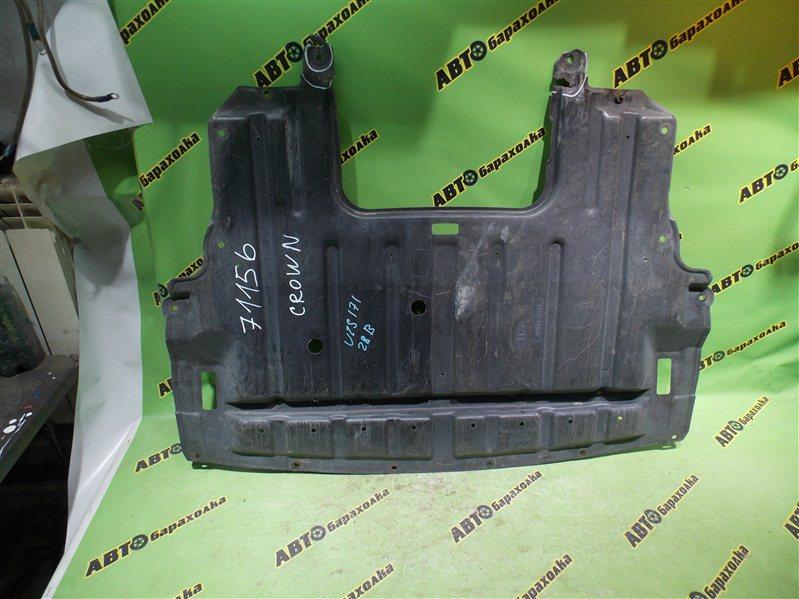 Защита двигателя Toyota Crown Majesta UZS171 1UZ-FE