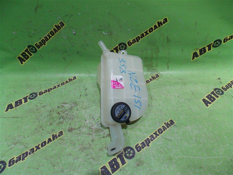 Бачок расширительный Toyota Auris NZE151 1NZ-FE 2008