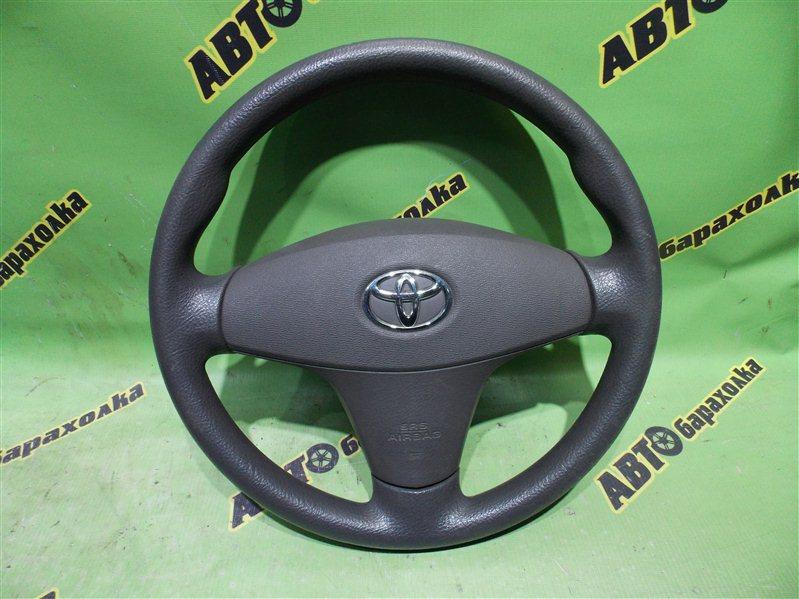 Руль с airbag Toyota Isis ANM10 1AZ-FSE 2005