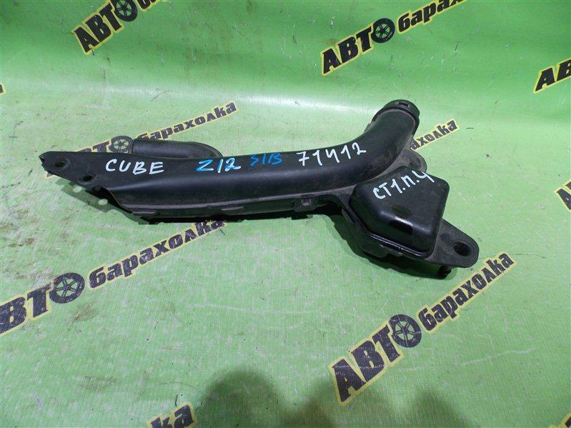 Воздухозаборник Nissan Cube Z12 HR15 2012
