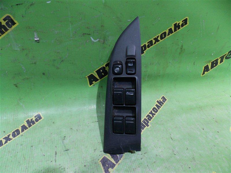 Пульт стеклоподъемника Nissan Wingroad WFY11 QG15(DE) 2003 передний правый
