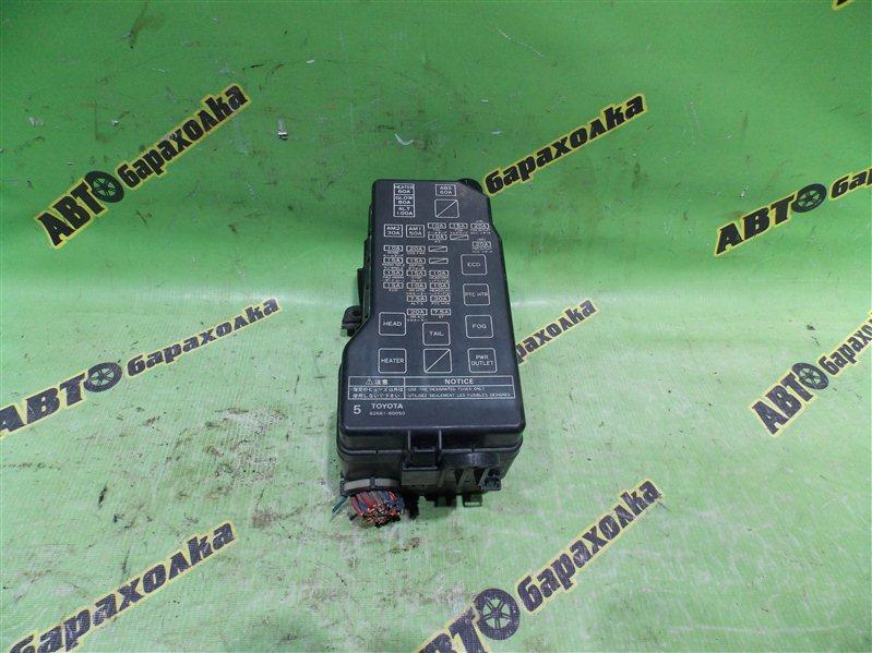Блок предохранителей под капот Toyota Land Cruiser Prado KZJ95 1KZ-TE 1997