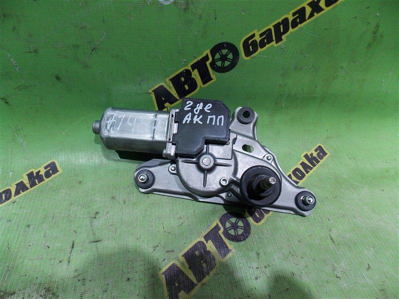 Моторчик заднего дворника Toyota Kluger V ACU25 2AZ-FE 2002 задний