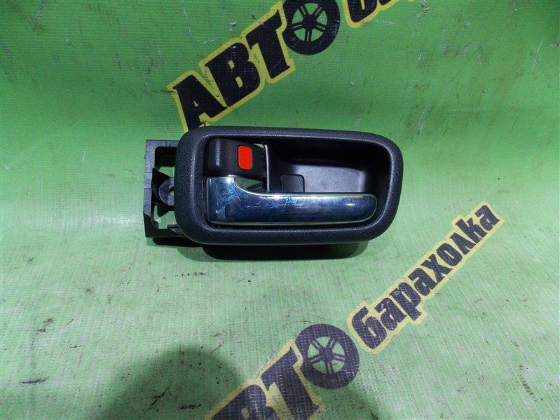 Ручка двери внутренняя Toyota Kluger V ACU25 2AZ-FE 2002 задняя левая