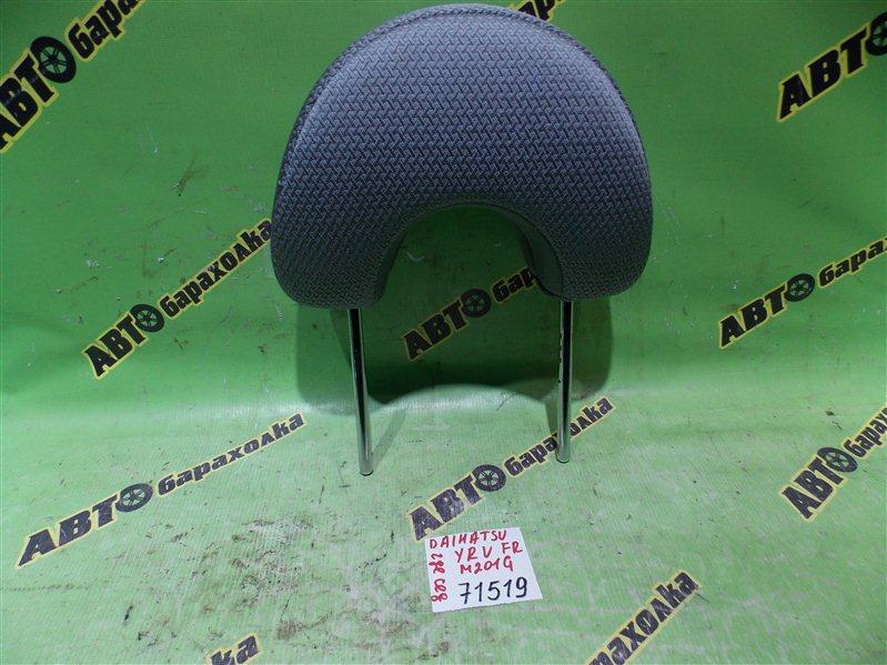 Подголовник Daihatsu Yrv M201G K3-VET 2001 передний правый