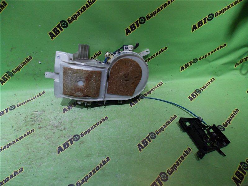 Мотор печки Toyota Land Cruiser Prado KZJ95 1KZ-TE 1997 задний