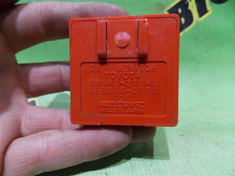 Электронный блок Toyota Liteace KM36 5K 1989