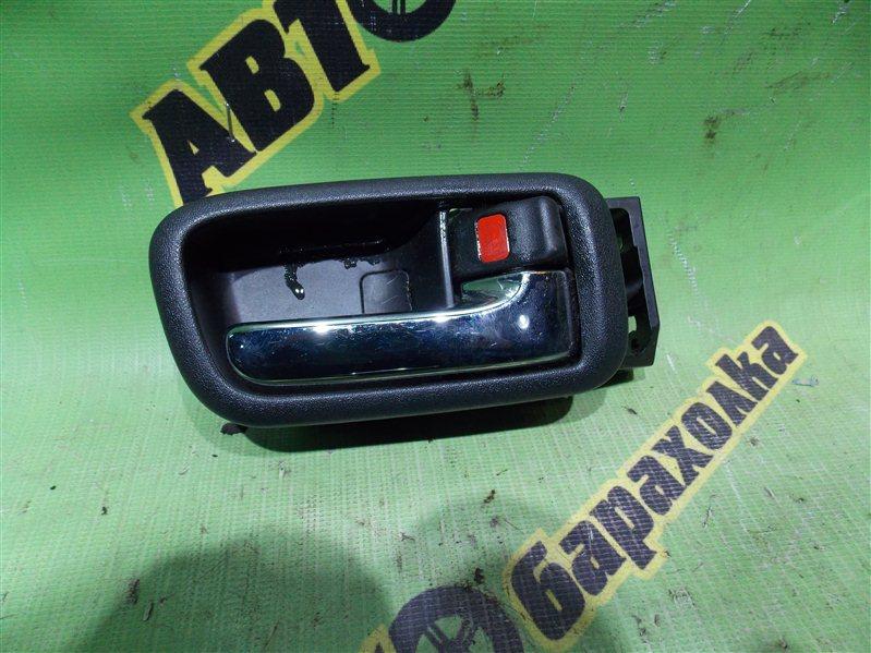 Ручка двери внутренняя Toyota Kluger V ACU25 2AZ-FE 2002 задняя правая
