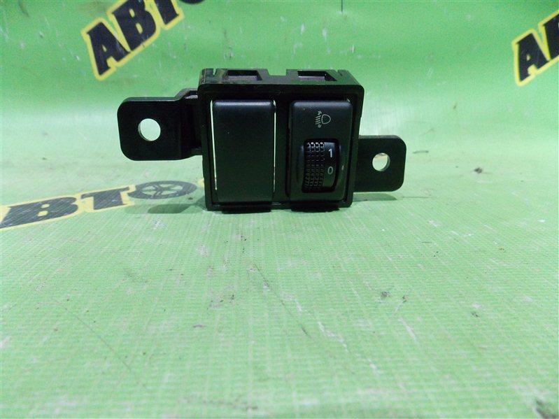Кнопка корректора фар Nissan Cube Z12 HR15 2012