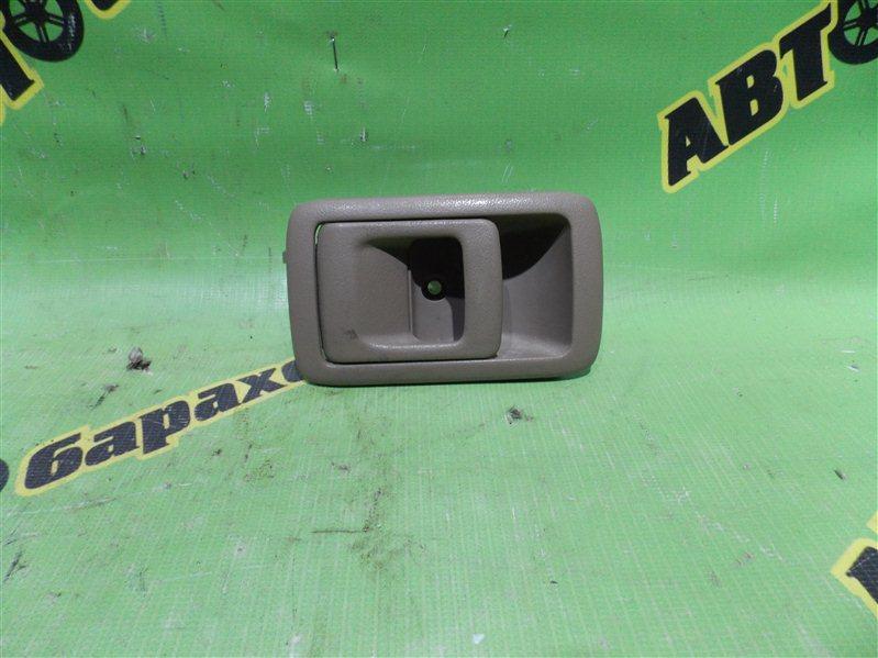 Ручка двери внутренняя Toyota Hilux Surf RZN185 передняя правая