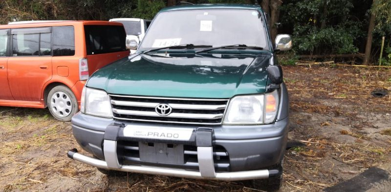 Ноускат Toyota Land Cruiser Prado KZJ95 1KZ-TE 1997