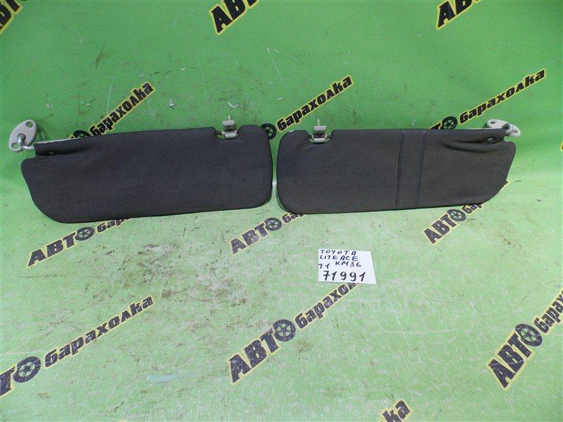 Козырек солнцезащитный Toyota Liteace KM36 5K 1989