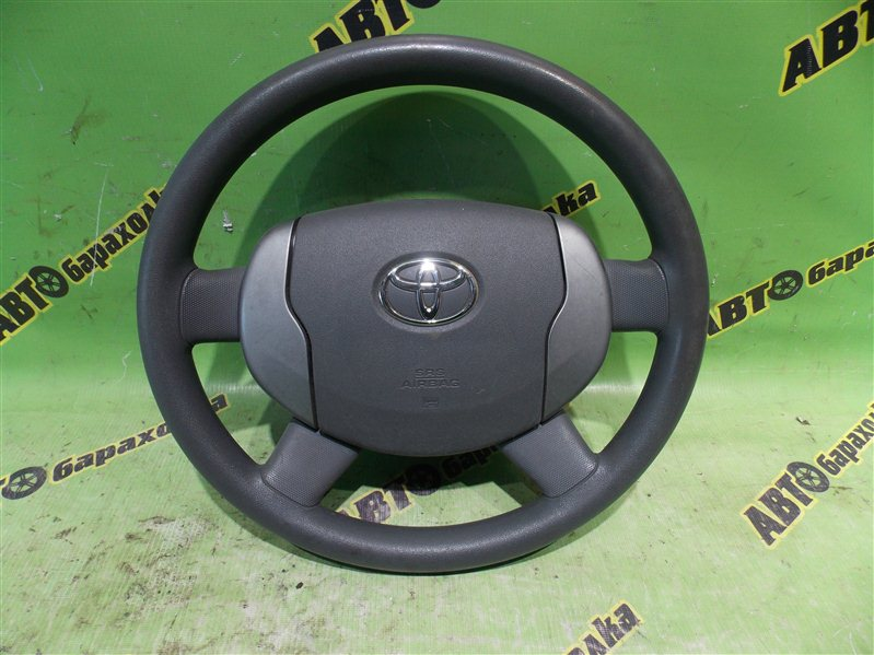 Руль с airbag Toyota Raum NCZ20 1NZ-FE 2004