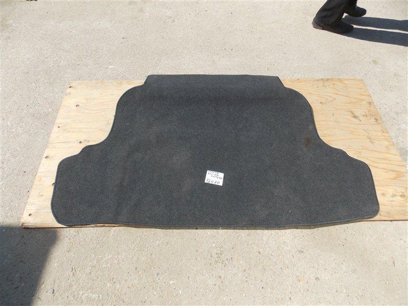 Обшивка багажника Toyota Allion ZZT240 1ZZ-FE 2006 задняя