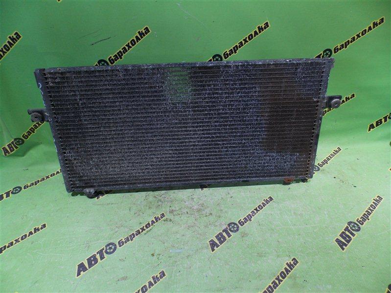 Радиатор кондиционера Nissan Bluebird U13