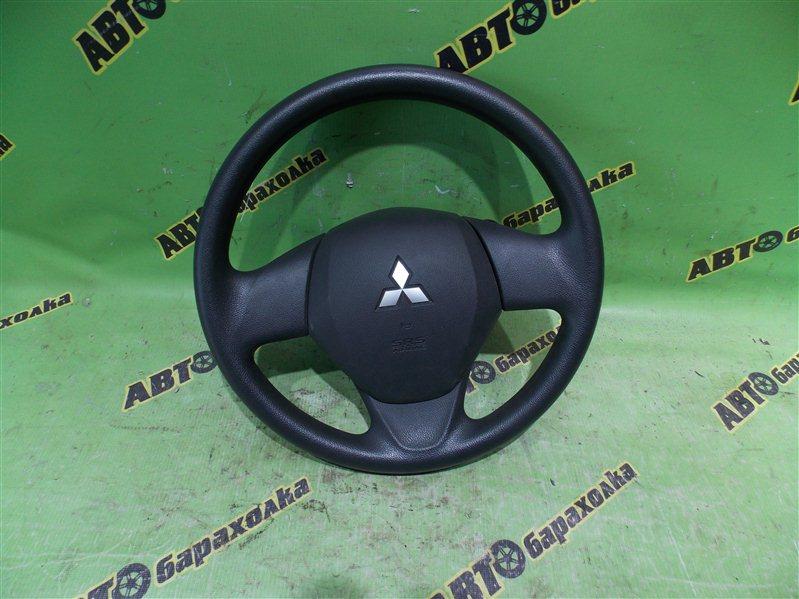 Руль с airbag Mitsubishi Mirage A05A 3A90 2012