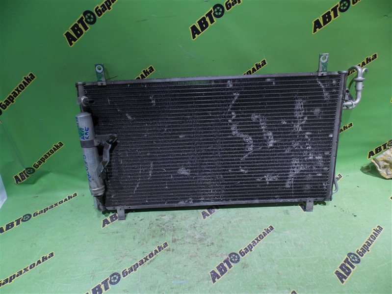 Радиатор кондиционера Nissan Stagea M35 VQ25