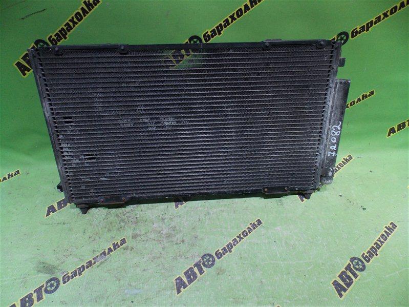 Радиатор кондиционера Toyota Caldina AT211 7A-FE