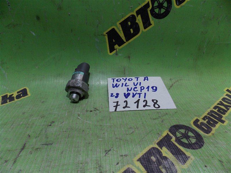 Датчик радиатора кондиционера Toyota Will Vi NCP19