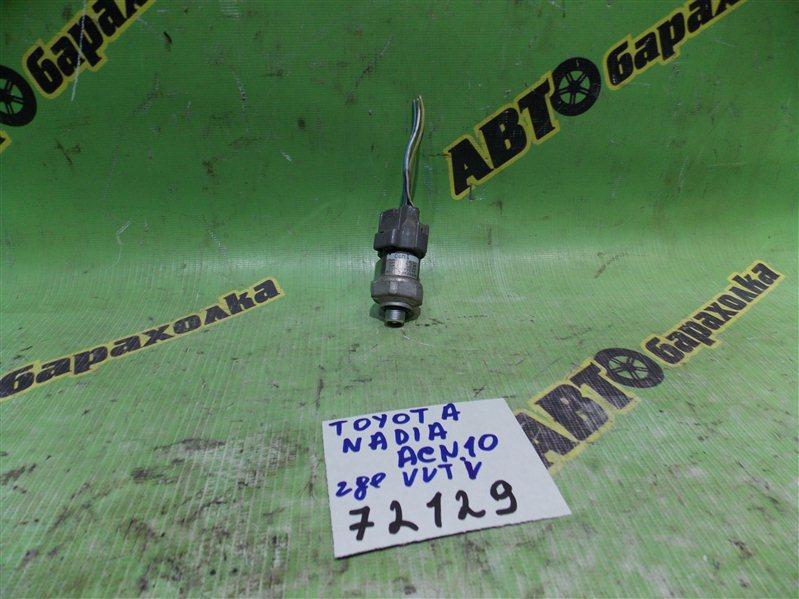 Датчик радиатора кондиционера Toyota Nadia ACN10