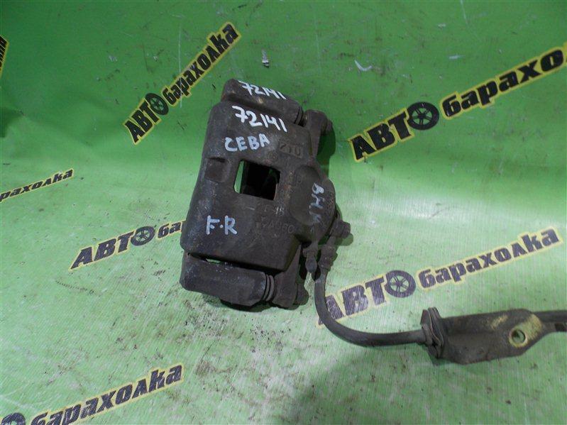 Суппорт Isuzu Bighorn UBS69GW передний правый
