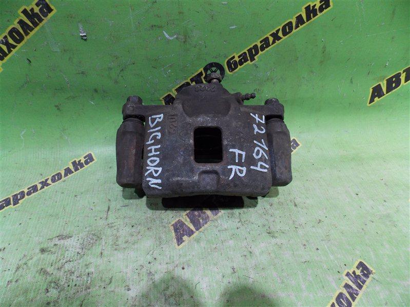 Суппорт Isuzu Bighorn UBS73GW 4JX1 передний левый