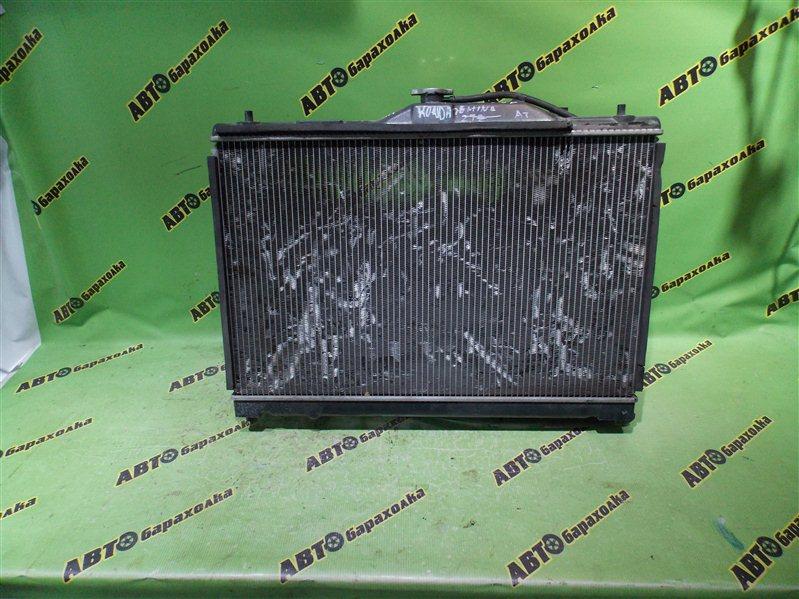 Радиатор основной Honda Legend KA8 C32A
