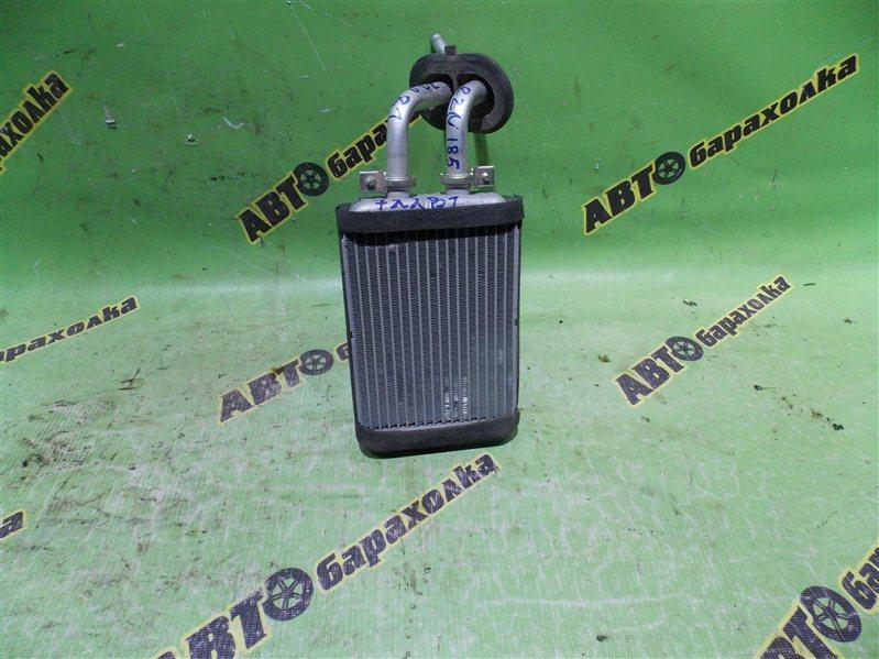 Радиатор печки Toyota Hilux Surf RZN185 3RZ задний