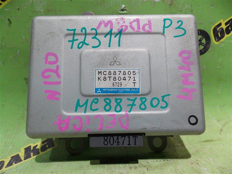 Блок efi Mitsubishi Delica PD8W 4M40 1996