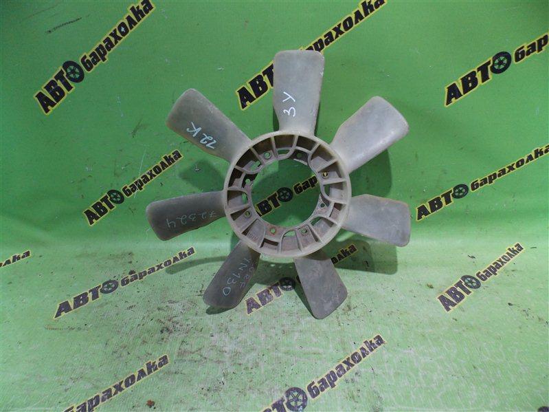 Вентилятор вискомуфты Toyota Hilux Surf YN130 3Y